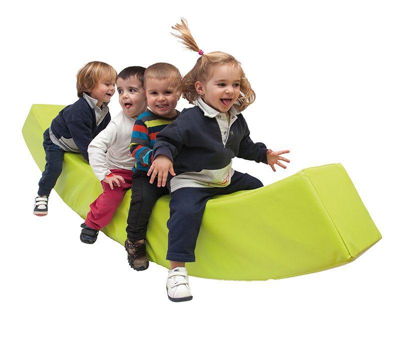 Módulos y Mobiliario de Espuma para psicomotricidad infantil