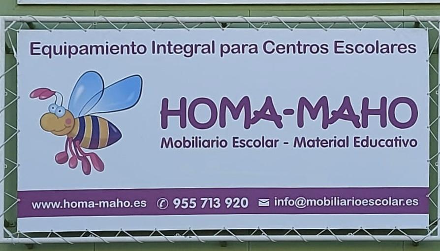 Compra Mobiliario Guarderia Online en homa-maho