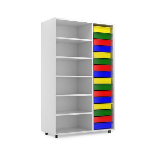 Muebles para Colegios Blancos – Mobiliario Escolar