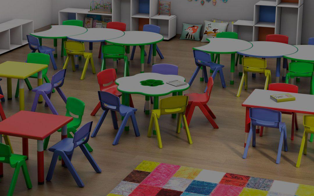 Equipamiento, Muebles y Productos para Centros Infantiles